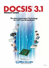 DOCSIS 3.1 Product Guide