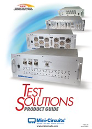 Mini-Circutis' Test Solutions Product Guide